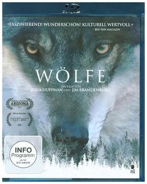 Wölfe, 1 Blu-ray