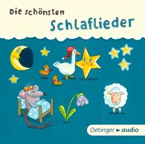 Die schönsten Schlaflieder, 1 Audio-CD