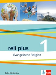 reli plus, Ausgabe Baden-Württemberg ab 2017: 5./6. Schuljahr, Schülerbuch; .1