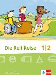 Die Reli-Reise, Ausgabe Baden-Württemberg (2017): 1./2. Schuljahr, Schülerbuch