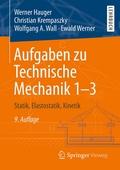 Technische Mechanik: Aufgaben zu Technische Mechanik; .1-3