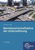 Betriebswirtschaftslehre der Unternehmung, m. 1 CD-ROM