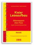 Kieler Leseaufbau: Silbenteppich (20 Exemplare)