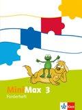 MiniMax: 3. Schuljahr, Forderheft