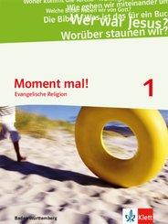 Moment mal! Ausgabe Baden-Württemberg 2017: 5./6. Klasse, Schülerbuch; .1