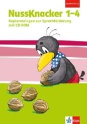Nussknacker, Begleitheft zur Sprachförderung (2017): 1.-4 Schuljahr, Kopiervorlagen Sprachförderung