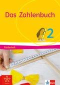 Das Zahlenbuch, Allgemeine Ausgabe 2017: 2. Schuljahr, Förderheft