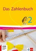Das Zahlenbuch, Allgemeine Ausgabe 2017: 2. Schuljahr, Arbeitsheft mit CD-ROM