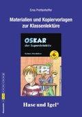 Materialien und Kopiervorlagen zur Klassenlektüre: Oskar, der Superdetektiv