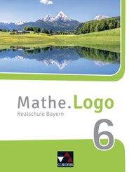 Mathe.Logo, Realschule Bayern (2017): 6. Jahrgangsstufe, Schülerbuch