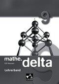 mathe.delta, Ausgabe Hessen (G9): 9. Schuljahr, Lehrerband