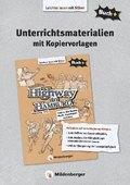 Highway to Hamburg, Unterrichtsmaterialien