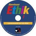 Abenteuer Ethik, Gymnasium Hessen: Jahrgangsstufen 5/6, Lehrermaterial, CD-ROM; .1