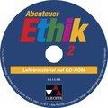 Abenteuer Ethik, Gymnasium Hessen: Jahrgangsstufen 7/8, Lehrermaterial, CD-ROM; .2