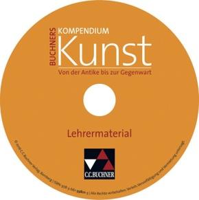 Buchners Kompendium Kunst, Lehrermaterial, CD-ROM