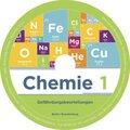 Chemie, Ausgabe Berlin/Brandenburg: Gefährdungsbeurteilung, 1 CD-ROM; Bd.1