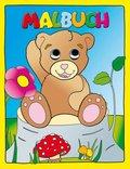 Kulleraugenmalbuch - Bär