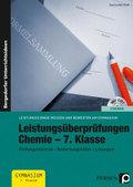Leistungsüberprüfungen Chemie - 7. Klasse, m. 1 CD-ROM