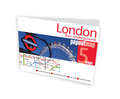 London Bus - Underground Popout Map, 2 maps