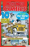 Micky Maus Comics - Der Härtetest - Nr.35
