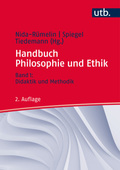 Handbuch Philosophie und Ethik - Bd.1