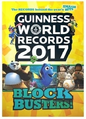 Guinness World Records 2017 Blockbusters