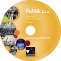 Politik & Co., Ausgabe Thüringen: 9./10. Jahrgangsstufe, Lehrermaterial, CD-ROM