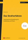 Das Strafverfahren (f. Österreich)