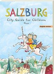 Salzburg. City Guide for Children