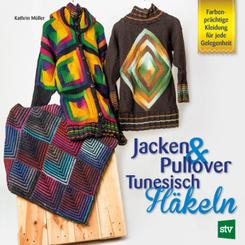 Jacken & Pullover Tunesisch Häkeln