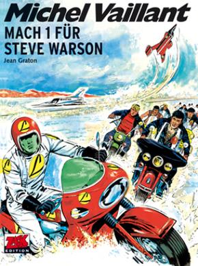 Michel Vaillant - Mach 1 für Steve Warson