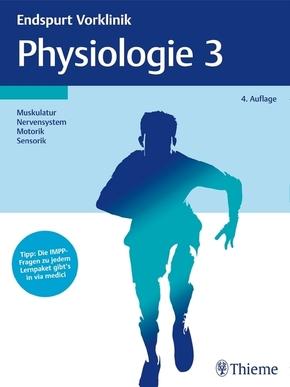 Physiologie - Tl.3