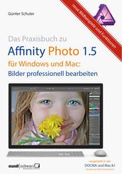 Das Praxisbuch zu Affinity Photo für Windows und Mac