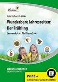 Wunderbare Jahreszeiten: Der Frühling, m. CD-ROM