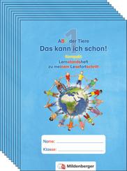 ABC der Tiere, Neubearbeitung 2016: 1. Schuljahr, Das kann ich schon! (10 Exemplare)
