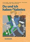 Du und ich haben Diabetes