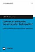 Diskurse als Nährboden demokratischer Außenpolitik?