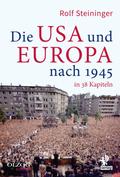 Die USA und Europa nach 1945 in 38 Kapiteln