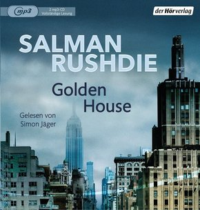 Golden House, 2 MP3-CDs