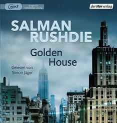 Golden House, 2 MP3-CDs