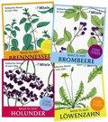 Essbare Pflanzen 1 - Tl.1 (32 Expl. (4 Titel))