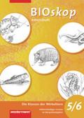 Bioskop SI, Arbeitshefte (ab 2004): Die Klassen der Wirbeltiere