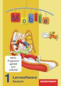 Mobile Sprachbuch, Allgemeine Ausgabe 2010: 1. Schuljahr, 1 CD-ROM