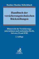 Handbuch der versicherungstechnischen Rückstellungen