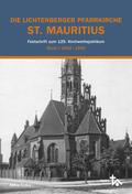 Die Lichtenberger Pfarrkirche St. Mauritius - Bd.1