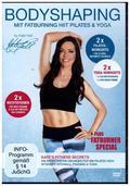 Bodyshaping - Mit Fatburning HIIT Pilates & Yoga, 1 DVD