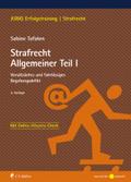 Strafrecht Allgemeiner Teil: Vorsätzliches und fahrlässiges Begehungsdelikt - Bd.1