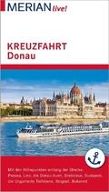 MERIAN live! Reiseführer Kreuzfahrt Donau