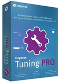 Steganos Tuning PRO, 1 DVD-ROM