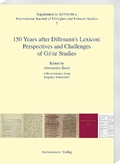150 Years after Dillmann's Lexicon: Perspectives and Challenges of G z Studies